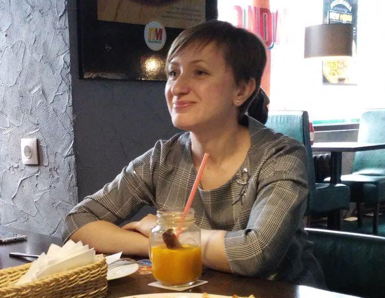 Участник школы Татьяна Корзун